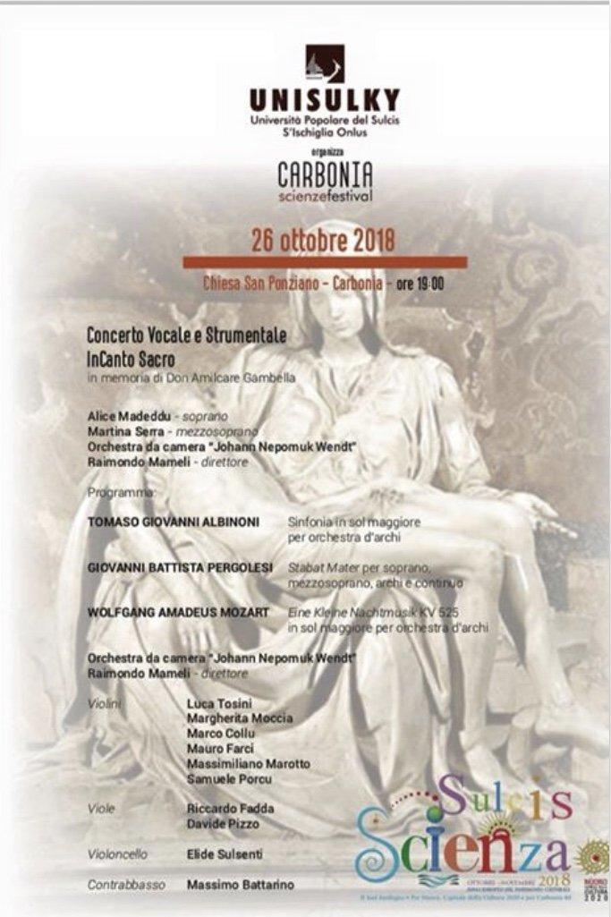 Venerdì, alle 19.00, nella chiesa di San Ponziano, si terrà un concerto in memoria di don Amilcare Gambella.