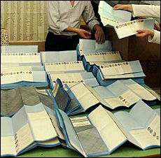 Si voterà il 25 e 26 ottobre per l'elezione diretta dei sindaci e dei Consigli comunali in 160 Comuni sardi