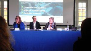 Virginia Mura: «Abbiamo impiegato tutte le nostre migliori energie per realizzare in Sardegna una formazione di qualità».