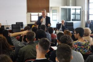Filippo Spanu: «Siamo molto preoccupati per il taglio del 40%, in base alle nuove regole delineate dal ministero dell'Interno, dei fondi destinati al sistema di accoglienza dei richiedenti asilo».