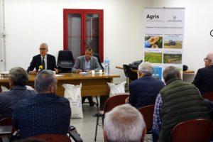 Sono state presentate in un'azienda sperimentale di Ussana, due nuove varietà di grano duro ed una di medica studiate e registrate da Agris.