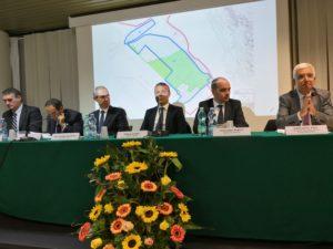 Raffaele Paci (vicepresidente della Regione): «Per la Zes, finanziamenti dal Governo e tempi rapidi sono le scommesse da vincere».