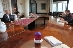 Collaborazione tra l'assessorato del Turismo, Artigianato e Commercio ed il Cagliari Calcio per la promozione dell'artigianato sardo.