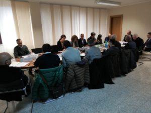 Questa mattina a Cagliari si è insediato il Comitato di coordinamento tecnico-scientifico della Scuola del Paesaggio della Sardegna.