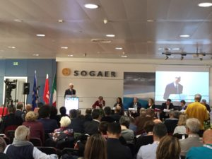 Il governatore Pigliaru al congresso CGIL: «Il terreno comune è vasto, e ora più che mai dobbiamo enfatizzare i percorsi fatti e da fare insieme».