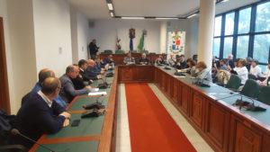 Nuovo incontro dell'assessore della Sanità Luigi Arru con i sindaci della Gallura per rispondere alle domande sui riscontri della riforma della rete ospedaliera nel territorio.