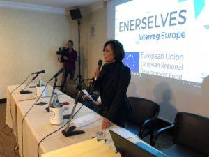 Maria Grazia Piras: «La Sardegna è ormai in grado di confrontarsi alla pari con l'Europa sulle questioni dell'efficienza energetica».