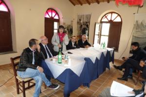 Il presidente della Regione e gli assessori dell'Ambiente e dell'Agricoltura hanno incontrato questa mattina a Cabras i pescatori dell'Oristanese.