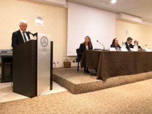 Raffaele Paci: «La Giunta Pigliaru crede molto nell'aerospazio, abbiamo sostenuto questo settore dal primo momento inserendolo nella nostra strategia di specializzazione intelligente».