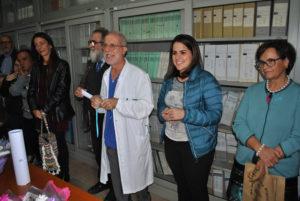 Ieri la Neonatologia di Sassari ha celebrato la Giornata mondiale della prematurità.
