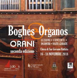 Domani, 16 novembre, a Orani, al via la seconda edizione di Boghes et organos.