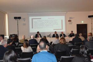 """Si è concluso ieri, a Stintino, il convegno """"Asinara isola d'Europa""""."""