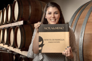 Debutta il primo rosato firmato Mora&Memo, la giovane cantina fondata da Elisabetta Pala a Serdiana.