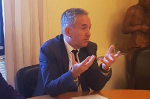 Filippo Spanu: «Le Regioni e gli enti locali hanno un ruolo decisivo nella gestione del fenomeno migratorio all'interno del proprio territorio per generare integrazione e coesione sociale».