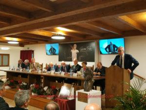 E' stata inaugurata questa mattina, a Santadi, la via Giacomo Tachis, intitolata al re degli enologi italiani.