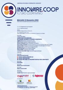 """E' in programma venerdì 23 novembre, a Bauladu, l'Assemblea regionale di Generazioni, dal titolo """"Innovare Coop Futuro Cooperativo""""."""