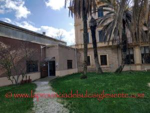 Sabato 6 luglio, a partire dalle 10.00, la sala conferenze del Palazzo Bellavista, a Monteponi, ospiterà ilV Laboratorio internazionale di architettura e paesaggio.