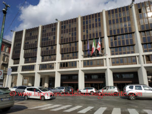 In Consiglio regionale è ripreso l'esame della proposta di legge per l'istituzione della provincia della Gallura.