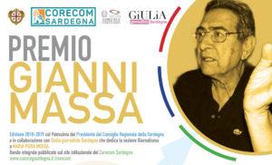 Si terrà venerdì 8 marzo all'Auditorium del Conservatorio di Cagliari, la cerimonia di premiazione del 1° Premio Gianni Massa.