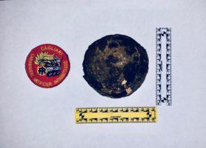 Allarme rientrato, a Cagliari, dopo la verifica sul ritrovamento di una palla di cannone, verosimilmente risalente all'epoca risorgimentale.