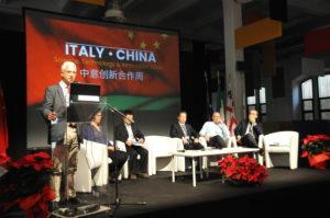La Settimana Italia-Cina della Scienza, della Tecnologia e dell'Innovazione si è chiusa oggi alla Manifattura Tabacchi di Cagliari.
