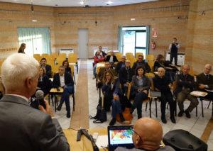 L'assessore Raffaele Paci ha concluso, a Palmas Arborea, il 12° progetto di programmazione territoriale della Regione, presentato dall'Unione dei Fenici.