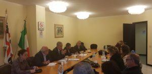 Incontro Regione-Sindacati, a Cagliari, sulla vicenda dei lavoratori dell'Aras.
