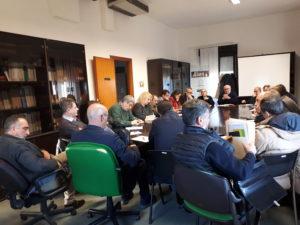 Si è tenuta ieri pomeriggio, all'assessorato regionale dell'Agricoltura, una lunga riunione con i maggiori portatori di interesse della filiera del latte ovino della Sardegna.