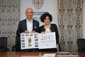 E' stato presentato oggi, all'assessorato regionale del Turismo, il calendario Dinamo Island 2019.