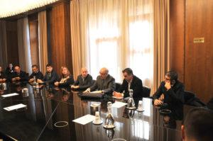 E' stato siglato questa mattina a Villa Devoto il Protocollo d'Intesa tra la Regione Autonoma della Sardegna e il Comitato per il Trenino Verde della Sardegna.