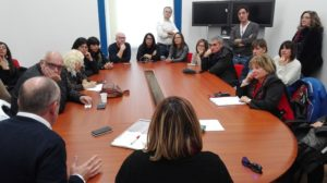 Questa mattina si è svolto un incontro tra la direzione amministrativa dell'Aou di Sassari e le rappresentanze sindacali su stabilizzazioni e utilizzo fondi contrattuali.