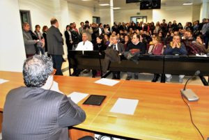 All'Aou di Sassari oggi la firma dei contratti per 43 dirigenti, 171 dipendenti del comparto tra infermieri, Oss, amministrativi e tecnici.