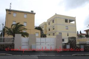 Sono iniziati i lavori di ristrutturazione e recupero dell'immobile del Commissariato di Polizia di via Ala Italiana, a Carbonia.