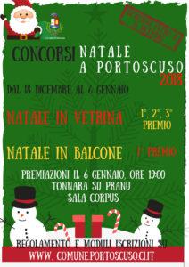 Anche quest'anno Portoscuso si accinge a festeggiare il Natale con un ricco calendario di eventi che coinvolgerà grandi e piccini.