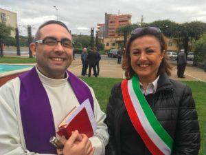 L'Amministrazione comunale di Carbonia ha augurato buon lavoro al nuovo parroco della chiesa di San Ponziano, don Andrea Zucca.