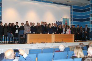 Lunedì 10 dicembre la sala Blu del Centro Culturale di Iglesias ha ospitato la cerimonia di premiazione dei vincitori del ConcorsoSolidarnosu.