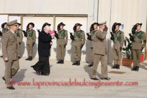 Si è svolta ieri mattina, a Teulada, la cerimonia di commemorazione della Battaglia di Natale (Fronte Russo 25 – 31 dicembre 1941).