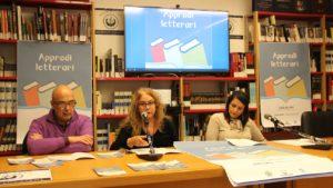 """""""Approdi letterari"""" dell'AES a Olbia,  nuovo palcoscenico per L'Isola dei libri dal 7 al 9 dicembre."""
