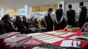 """""""L'Ischis ma no l'ischis"""", a Macomer straordinaria partecipazione per la festa della lingua sarda."""