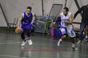 La Scuola Basket Miners Carbonia, dopo l'impresa sulla Dinamo, sabato sera gioca sul campo della capolista Elmas; la Sulcispes a Sassari.