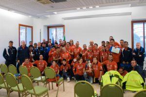 """""""Gli Equilibristi"""" di San Giovanni Suergiu hanno vinto il campionato europeo di football integrato."""