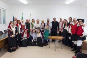 """""""NOI-INSIEME"""", della diaspora russofona in Sardegna, sabato 8 e domenica 9 dicembre ha fatto tappa a Samugheo e Lotzorai."""