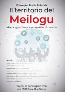 Sabato convegno a Thiesi: idee, suggerimenti e prospettive di crescita del territorio del Meilogu.