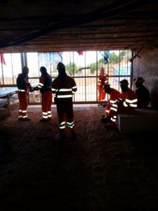 Igea non rinnova i contratti e gli operai della miniera di bauxite di Olmedo sono destinati a tornare a casa.