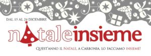 Sarà un Natale 2018 ricco di eventi per tutti i gusti per la città di Carbonia.
