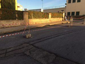 In piazza Marmilla, a Carbonia, sta per entrare in vigore la nuova regolamentazione delle soste, che prevede l'istituzione del disco orario della durata di 1 ora.