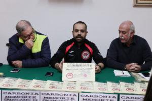 """E' stato presentato stamane, a Carbonia, il progetto """"Carbonia Memorie""""."""