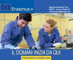 Erasmus+: il Programma dell'Unione europea per l'istruzione, la formazione, la gioventù e lo sport 2014-2020.
