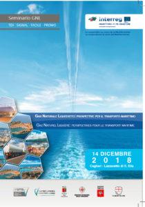 Venerdì, a Cagliari, un incontro Interreg su GNL e prospettive per il trasporto marittimo.