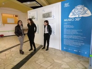 Sono state inaugurate stamane tre mostre allestite per festeggiare i 30 anni del Museo archeologico di Villa Sulcis.